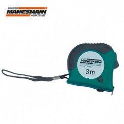 Professional tape measure 3 m x 16  mm / Mannesmann 80503 /
