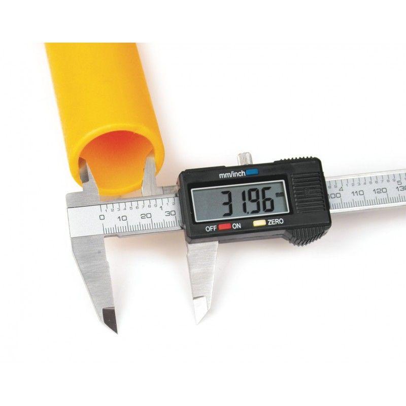 Brueder Mannesmann Tools M 822-150 Plastic Callipers