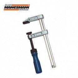 Винтова дърводелска стяга 120 x 300 mm / Mannesmann 90423 /
