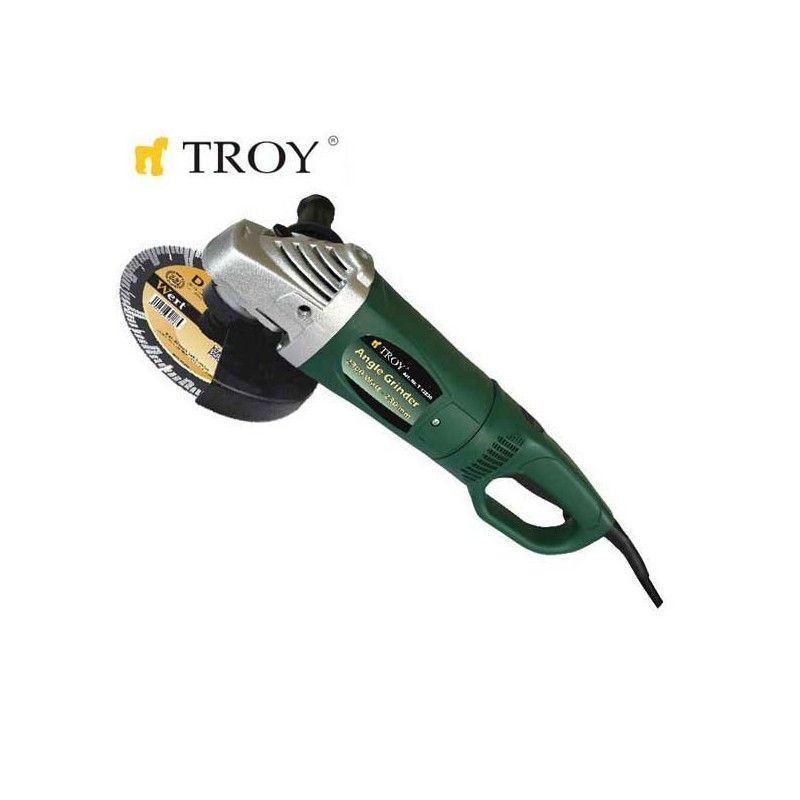 Ъглошлайф / Troy 12230 /  230 мм,  2300W