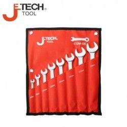 Combination wrench set 8...