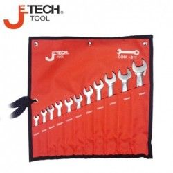 Combination wrench set 11...