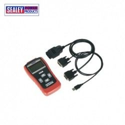 VAG Code reader and reset tool - EOBD and Generic  / SEALEY VS862 /