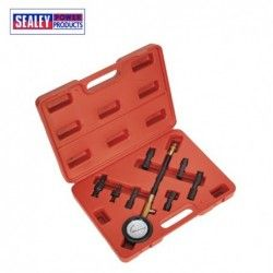 Petrol engine compression tester, 8 pieces