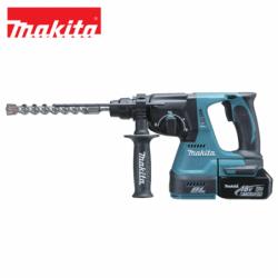 Cordless hammer drill / Makita BHR243RFE / 18 V