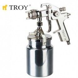 Suction Feed Spray Gun 1.8 mm / Troy 18619 /