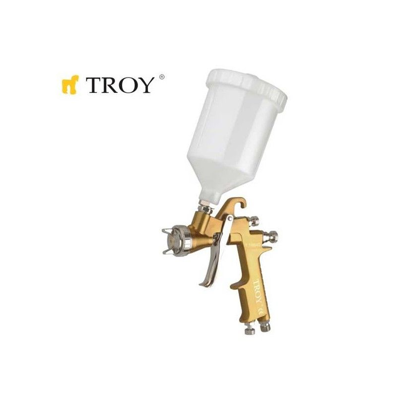 Professional Spray Gun (1.8mm) TROY - 2