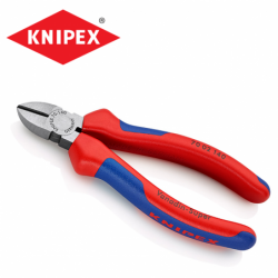 Diagonal cutters 140 mm / KNIPEX 7002140 /