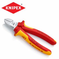 Изолирани клещи странични резачки 160 мм VDE / KNIPEX 7006160 /