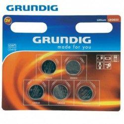 Batteries GRUNDIG CR2032 5...