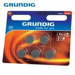 Батерии GRUNDIG CR2025 5 броя