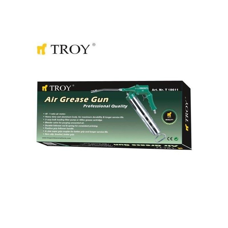 Air Grease Gun TROY - 2