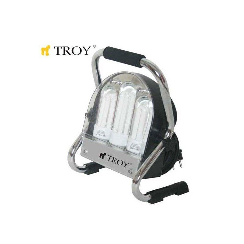 Енергоспестяващ прожектор Удароустойчив  / Troy 28000 /