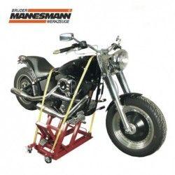 Хидравличен крик за мотори 680 кг. Mannesmann 01810   Крикове 3