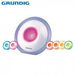 RGB LED лампа със сменящи...
