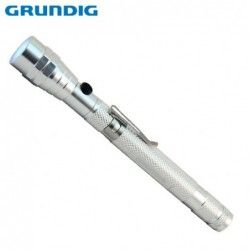 3 LED Torch, telescopic - with flexible arm 2