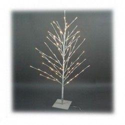 Коледно дърво - 1.2 м, 96 LED