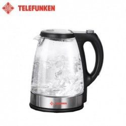 Glass kettle 1.7 L, blue LED / TELEFUNKEN 8711252223230 /