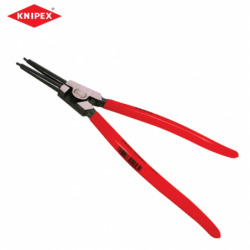 Circlip pliers - 85-140 mm, opening, length - 320 mm  / KNIPEX 4611A4 /