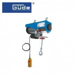Електрическа лебедка 230 V 1600W / 500/1000кг. / GÜDE 1709 /