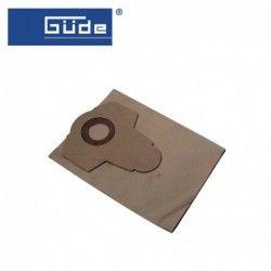 Paper filter bag 5 L / GUDE 16758 /
