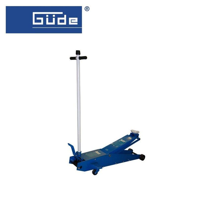Хидравличен крик, капацитет 2 тона / GUDE 18027 /