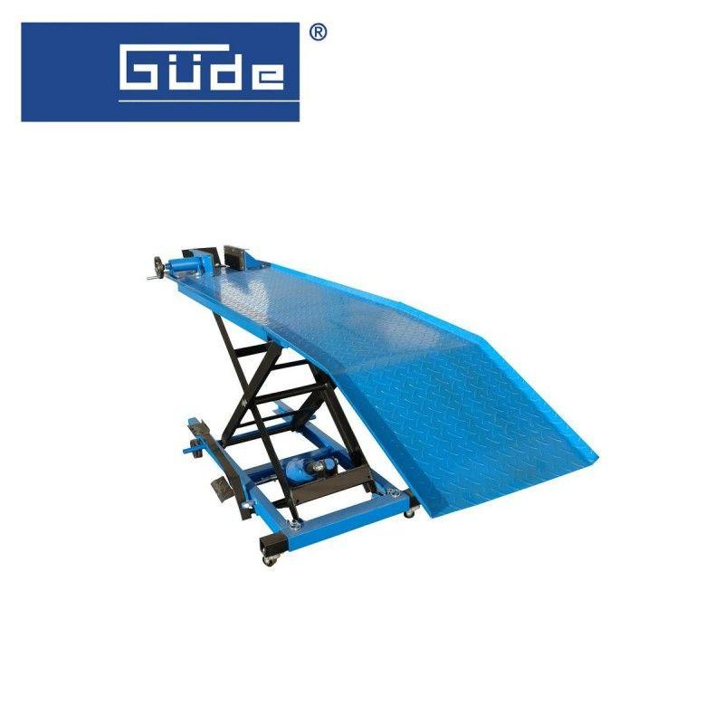 Рампа за сглобяване на мотоциклети GMR360 / GUDE 24315 /