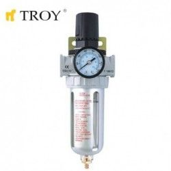 """Combined Filter with Regulator 1/2"""" / Troy 18612 /"""