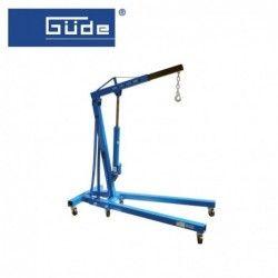Folding crane 2000 kg. / GUDE 24361 /