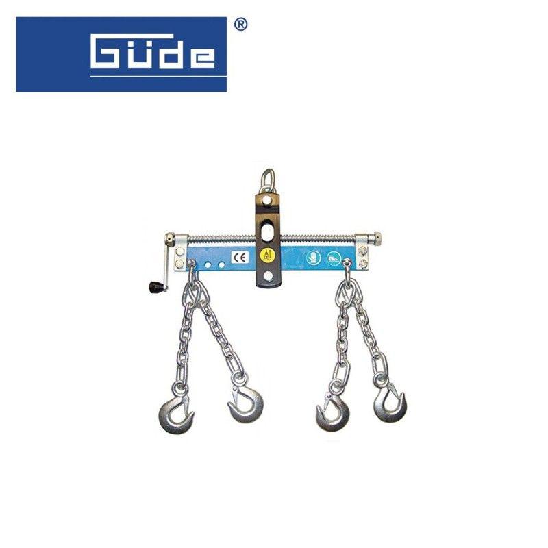 Везна за кран-жираф за двигатели / GUDE 24362 /