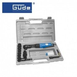 "Pneumatic ratchet with sockets 1/2"" / GUDE 40250 /"