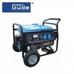 Electric Power generator GSE 3700 RS / GÜDE 40643 /