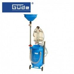 Oil collecting suction machine GOA 65 L / GUDE 40845 /