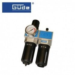 Combined Filter, Regulator and Lubricator 3/8NPT / GUDE 41085 /