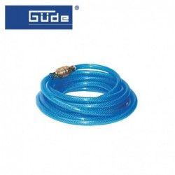 Textile reinforced PVC air hose 13 mm - 10 m / GUDE 41407 /