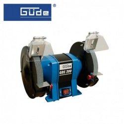 Настолен шмиргел GDS 200 / GÜDE 55116 /