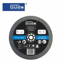 Резервен диск за шмиргел, 125X16X20 ММ K 36 / GÜDE 55523 /