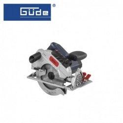 Hand circular saw KS 66-1600 L, 1600W / GÜDE 58124 /