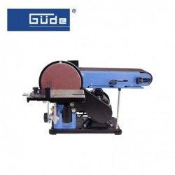 Стационарен лентов / дисков шлайф GBTS 400 / GÜDE 55135 /