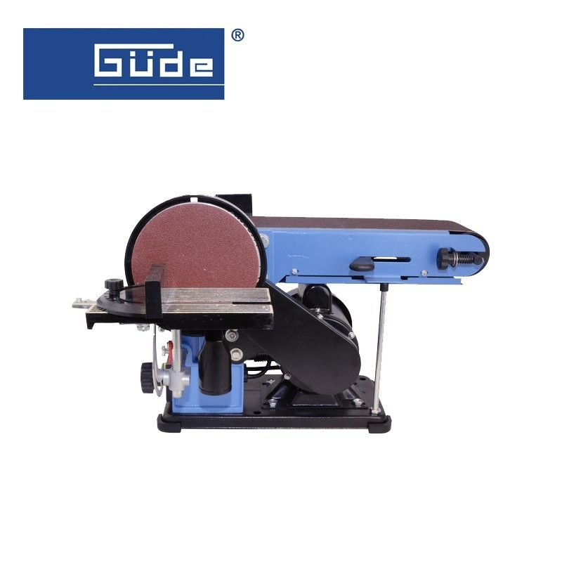 Stationary band / disc sander GBTS 400 / GÜDE 55135 /