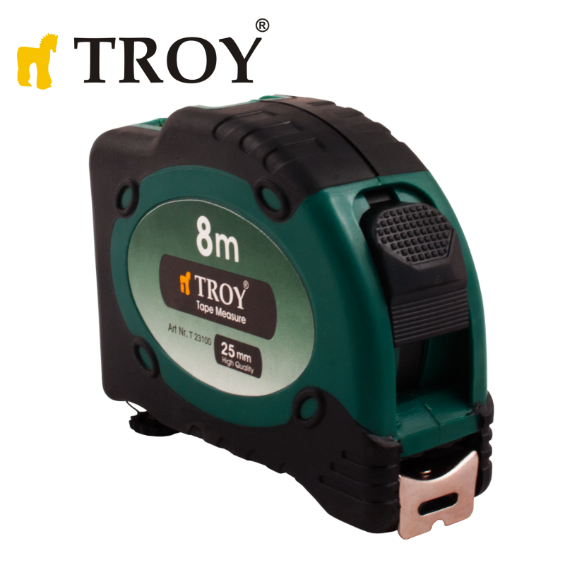 Laser Tape Measure 8 x 25mm / Troy 23100 /