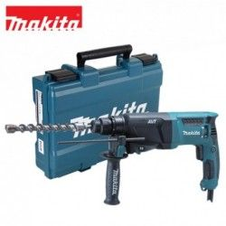 Electrical Hammer drill / Makita HR2611F / 800W, 26 mm, SDS - PLUS, AVT