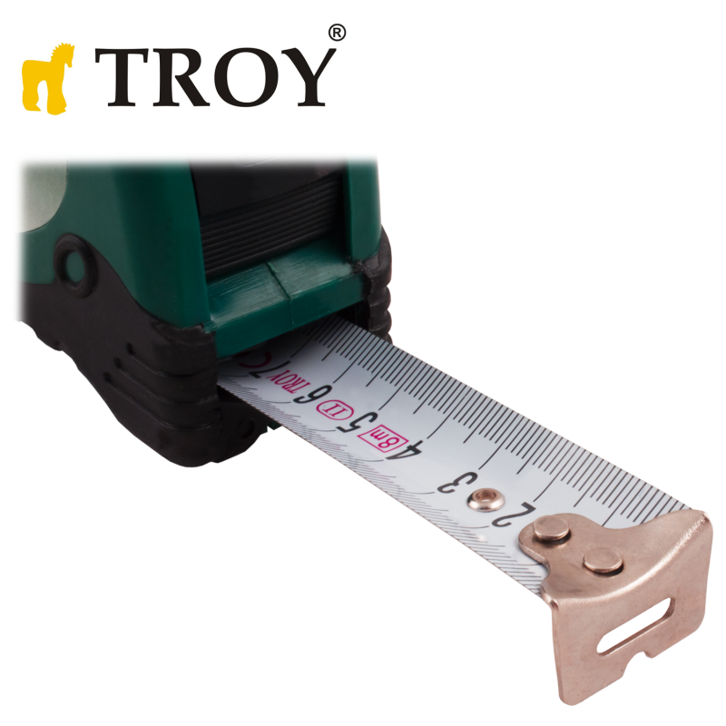 Laser Tape Measure 8 x 25mm / Troy 23100 / TROY - 7