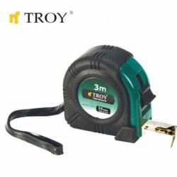 Ролетка със стопер 3mx16mm / Troy 23103 /