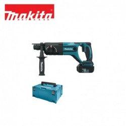 Cordless Hammer drill / Makita DHR241RFJ / 18V, 24 mm, SDS - Plus