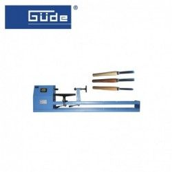Lathe set with chisels 1000 / GÜDE 00501 /