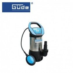 Потопяема помпа за изпомпване на замърсена вода GS 7501 I / GÜDE 94603 /
