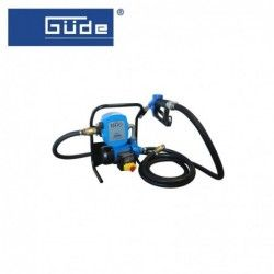 Fuel pumping station with counter / GUDE 40013 /