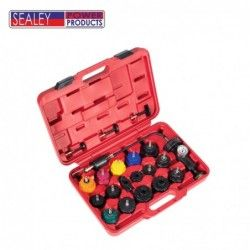 Cooling System Tester Cap System / SEALEY VS001 /