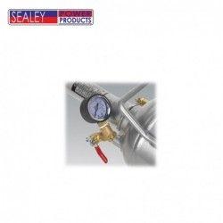 Пневматичен инструмент за нагласяне на автомобилни гуми върху джанти / SEALEY VS301 / 6 Л. 3